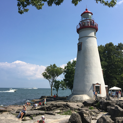 Traveltuesday One Day In Marblehead Ohio S Lake Erie
