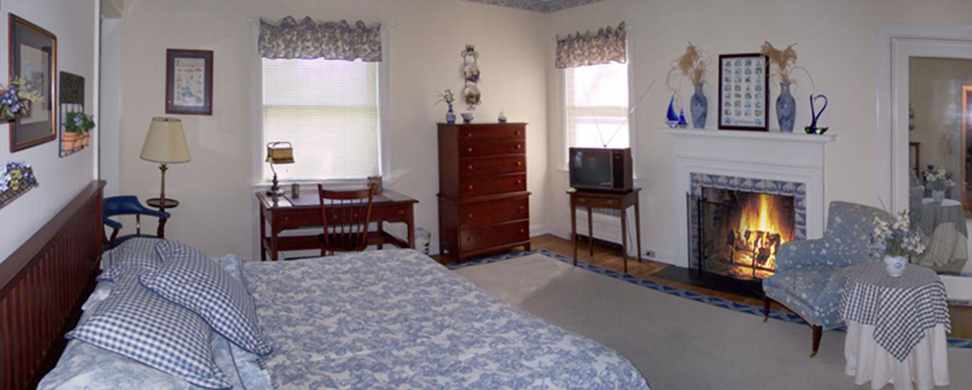 Farrell House Lodge Bedroom