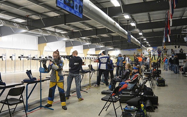 CMP Monthly Air Rifle and Air Pistol Matches