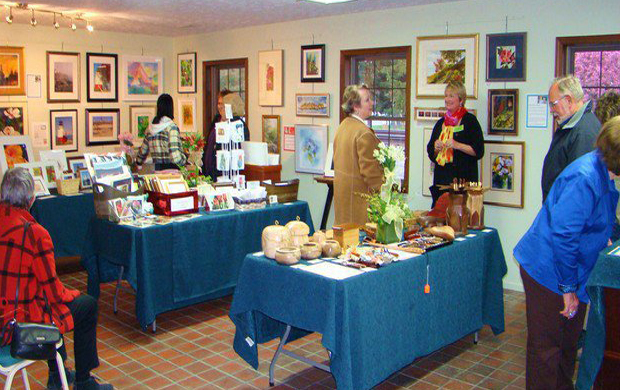 Vermilion Arts Guild: Holiday Art Show