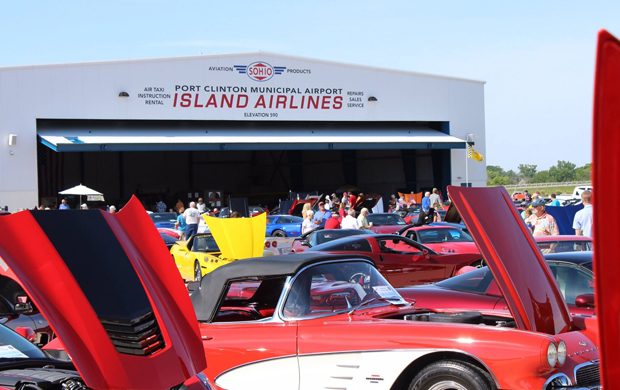 6th Annual Corvettes at the Museum