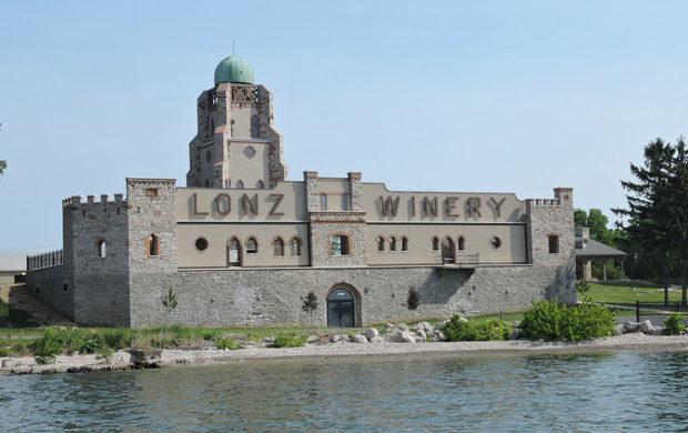 Historic Lonz Winery Tours