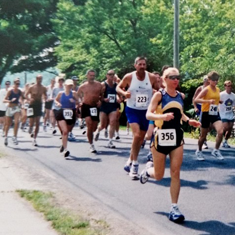 36th Annual Kelleys Island 5 & 10K Run/Walk