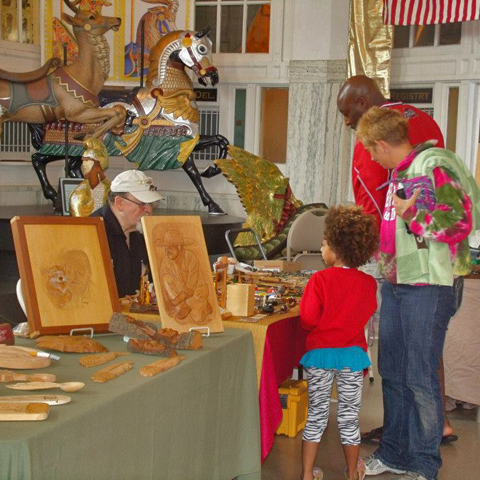 Wood Carver Show