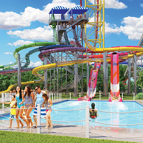 Cedar Point Shores Opening Weekend