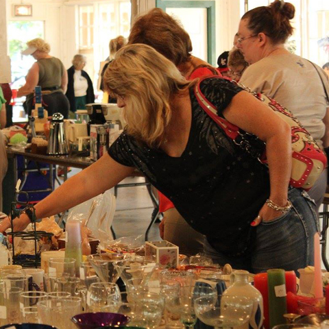 Lakeside Heritage Society Recycle Sale