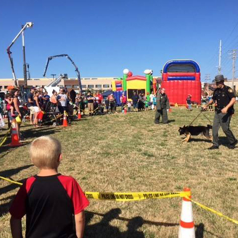 5th Annual National Night Out/Touch-A-Truck Event
