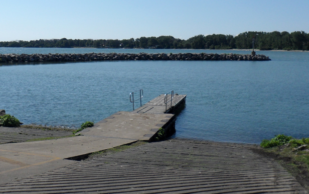 Kelleys Island State Park Launch Ramp