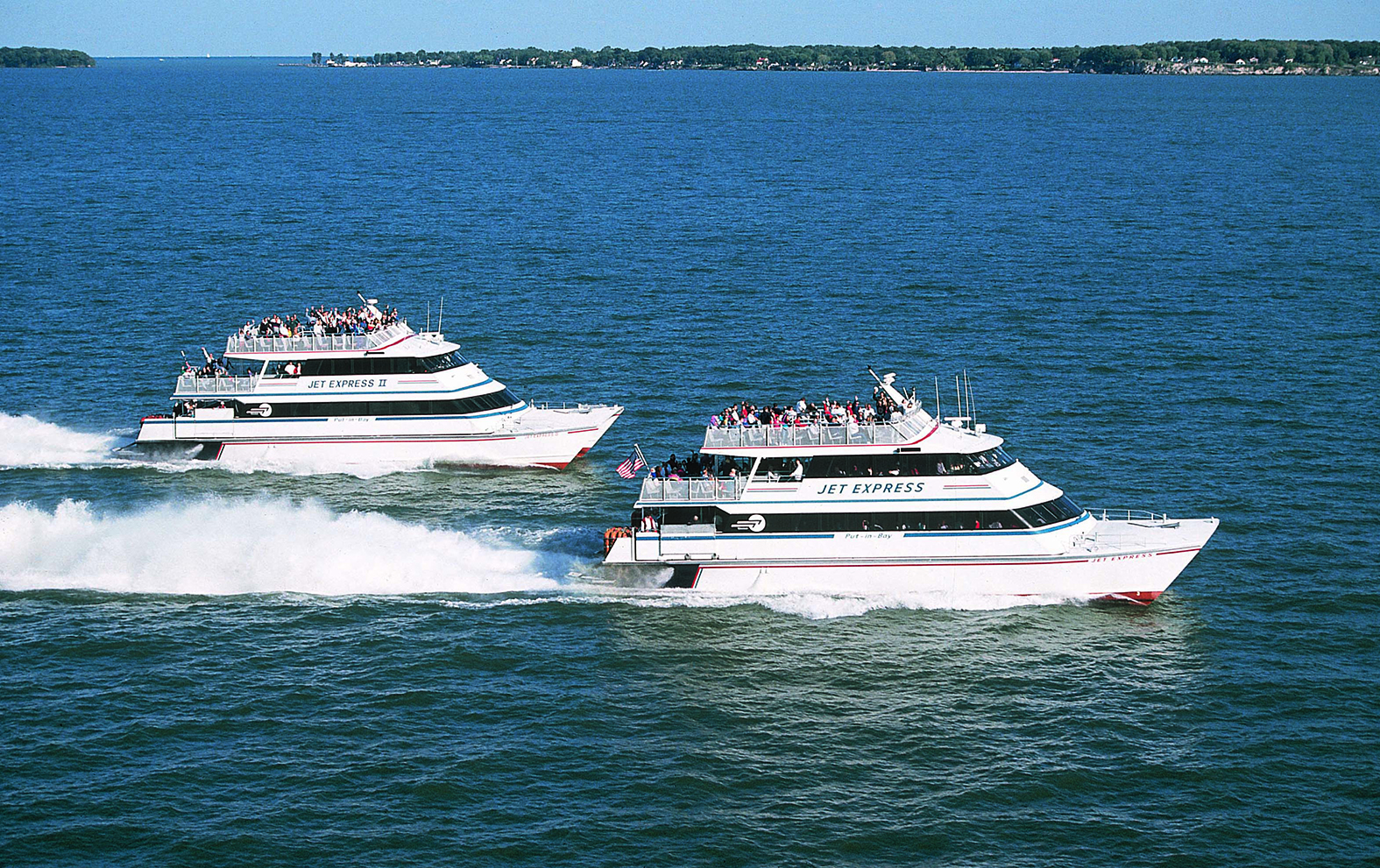 Jet Express Put In Bay Ohio S Lake Erie Shores Amp Islands