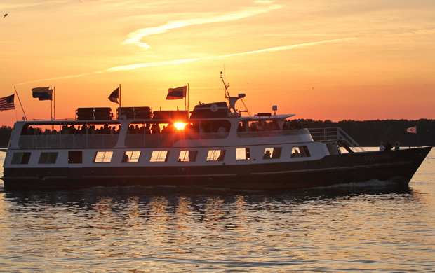 Goodtime Lake Erie Island Cruises-Kelleys Island