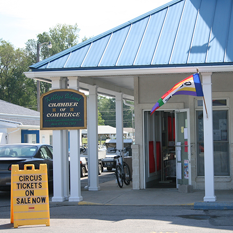 Kelleys Island Chamber of Commerce and Visitors Bureau