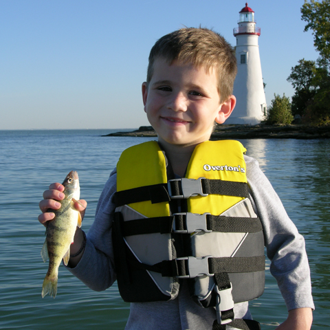 Boating Fishing Info Ohio S Lake Erie Shores Islands