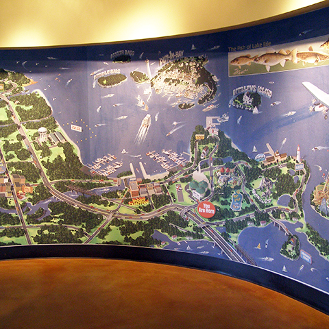 Lake Erie Shores & Islands Welcome Center-West