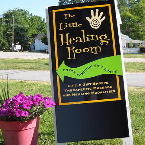 The Little Healing Room