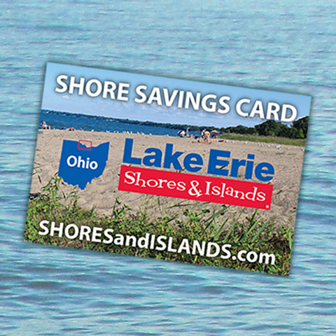 Lake Erie Shores & Islands Shore Savings Card