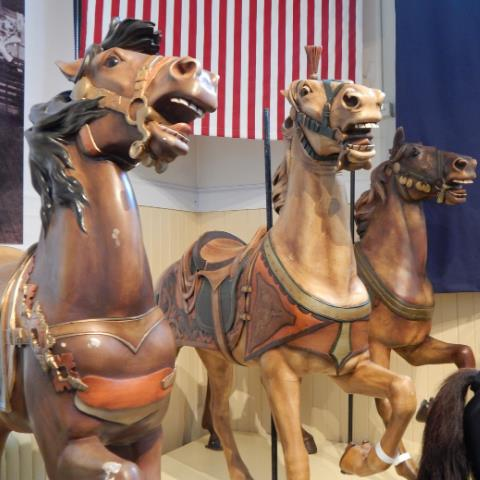 Sandusky's Merry-Go-Round Museum in 2021 – Q&A with Executive Director and Curator Kurri Lewis