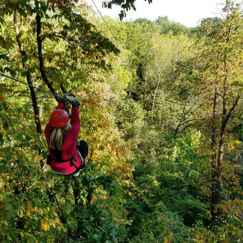 Six Extraordinary Ways to Experience Fall Foliage at Ohio's Lake Erie Shores &...