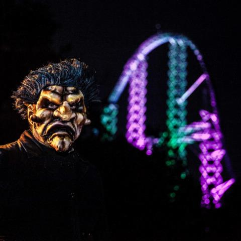 Behind the Screams at HalloWeekends with Jason McClure