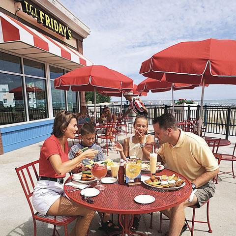 Waterfront Dining at Ohio's Lake Erie Shores & Islands