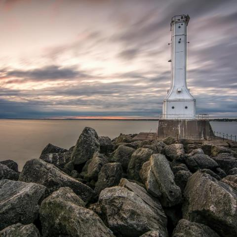 ROAD TRIP: Tour the Lighthouses of Ohio's Lake Erie Shores & Islands