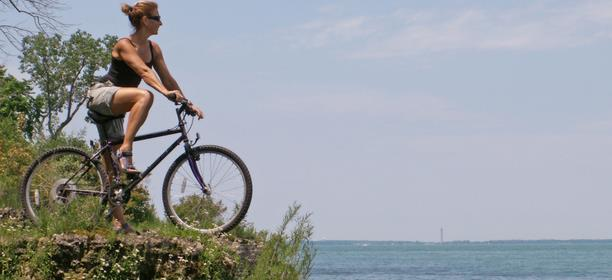 How Do I…Go Hiking in Ohio's Lake Erie Shores & Islands? What about Biking?