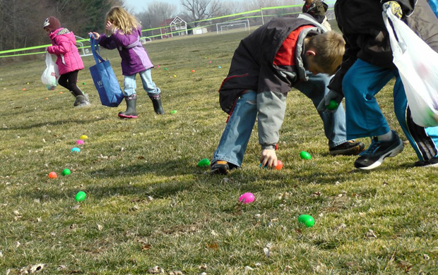 Vacationland Federal Credit Union Easter Egg Hunt