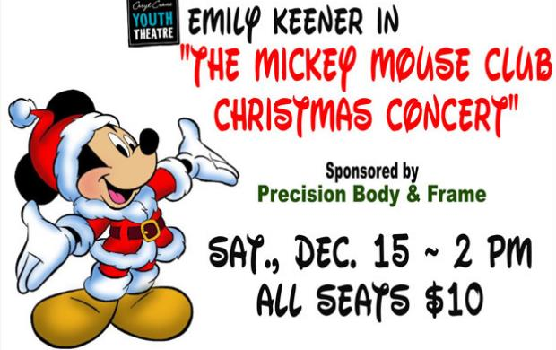 The Mickey Mouse Club Christmas Concert