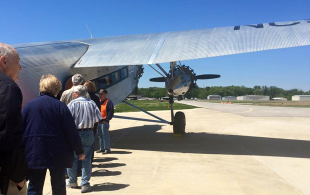 1928 Ford Tri-Motor Ride Experiences