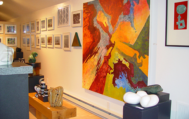 Herndon Galleries and Sculpture Garden Open House