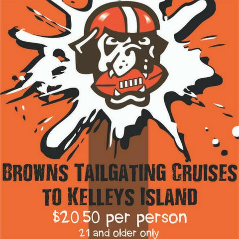 Cleveland Browns Tailgating Cruise