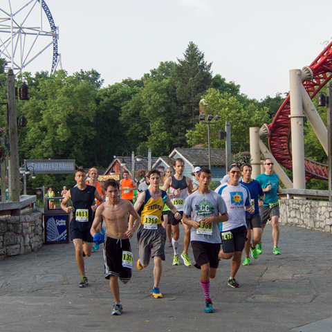 Cedar Point Run & Ride