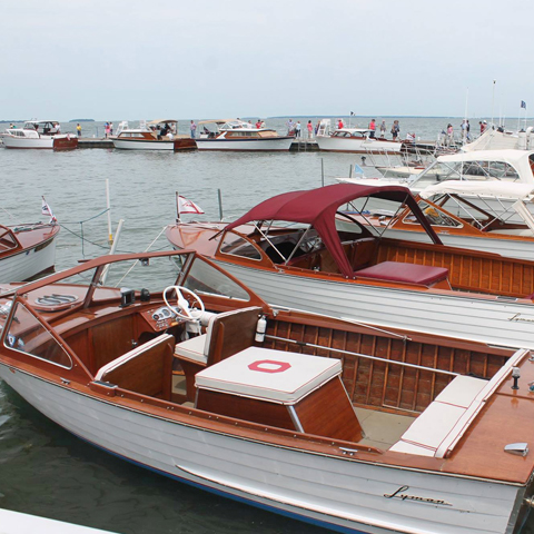 Lakeside Wooden Boat Show