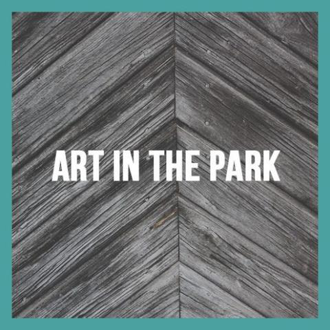 Art in the Park - Mesh Wreaths