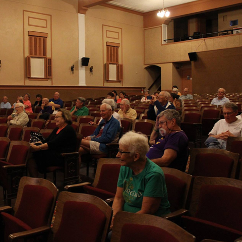 Lakeside Chautauqua Lecture Series: Week 1
