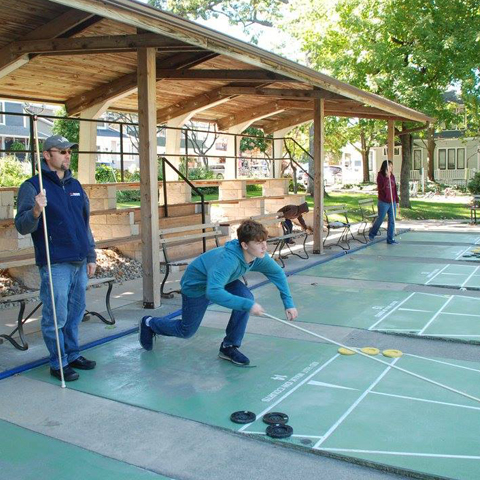 Norma Faris Ohio Pre-Teen Doubles Shuffleboard Tournament