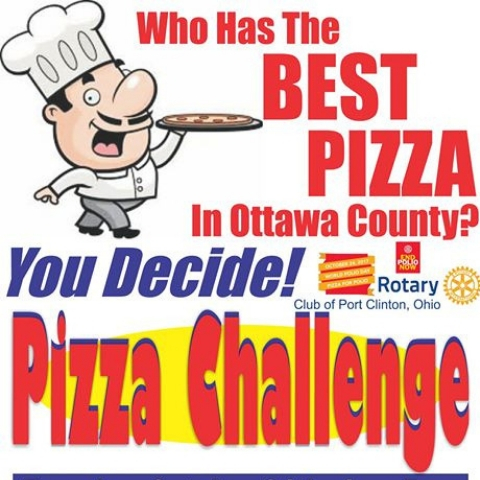 Port Clinton Rotary Pizza Challenge