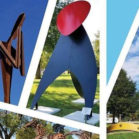 Tour! Outdoor Sculptures Exhibit