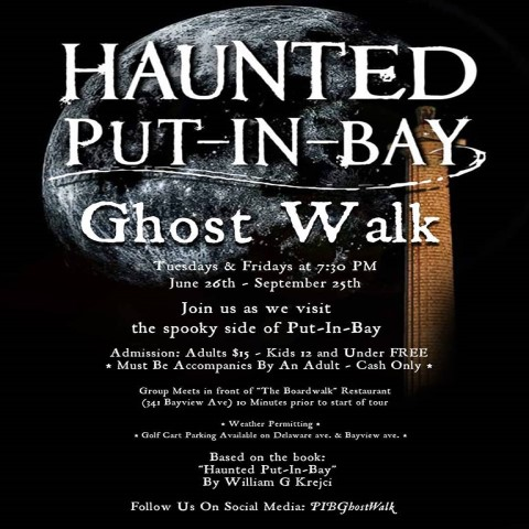 Haunted Put-in-Bay Ghost Walk