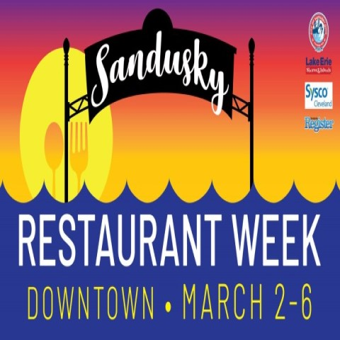 Downtown Sandusky Restaurant Week