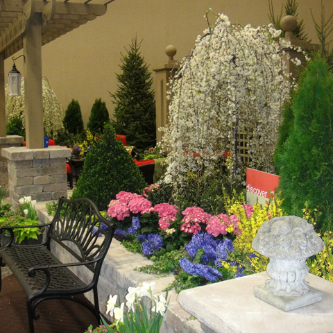 The Great Lakes Home, Flower, and Craft Show