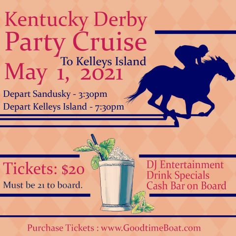 Kentucky Derby Party Cruise
