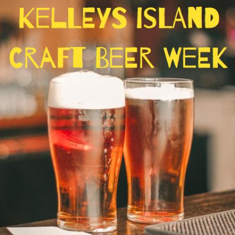 Ohio Craft Beer Week on Kelleys Island