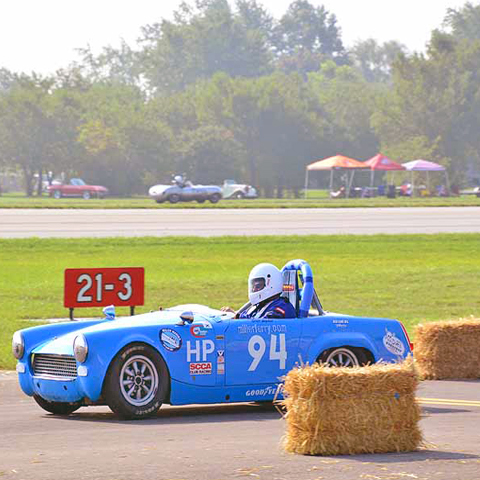 Put-in-Bay Vintage Sports Car Races