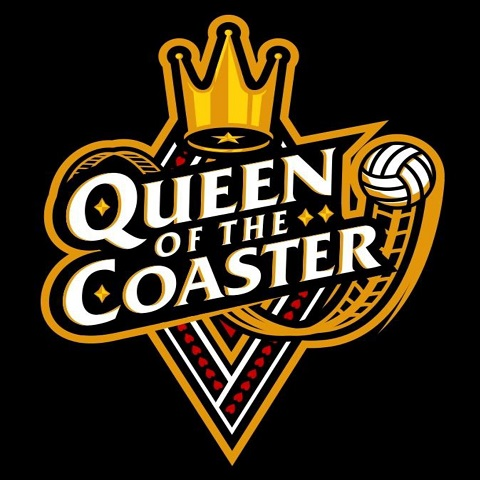 Queen of the Coaster Volleyball...