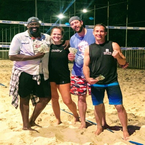 Razzles Volleyball Tournament