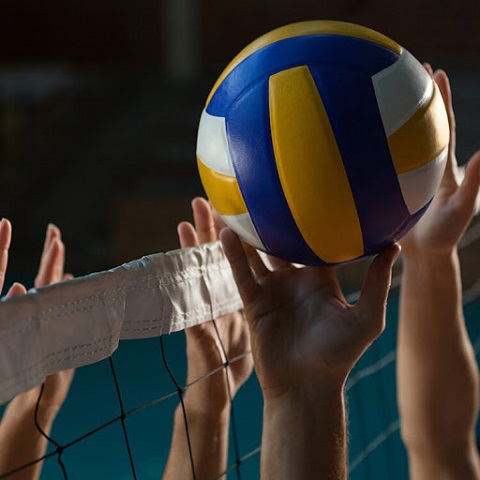 Adult Coed Volleyball League at Cedar Point Sports Center