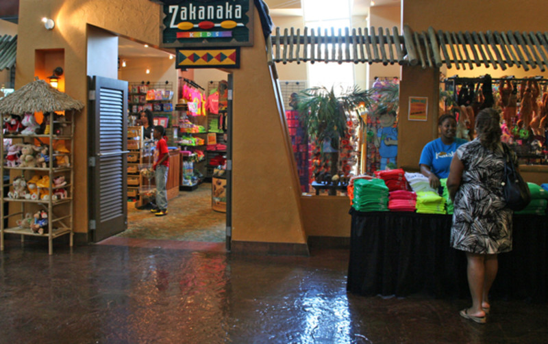 Shops at Kalahari Resorts & Conventions