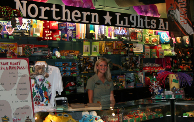 Northern Lights Arcade