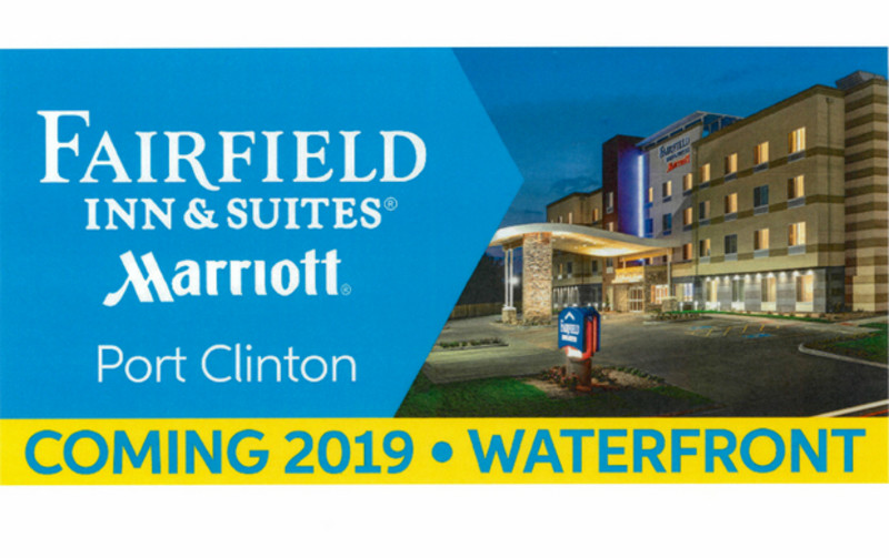 Fairfield Inn & Suites Port Clinton Waterfront
