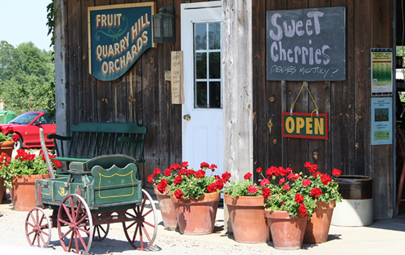 Quarry Hill Orchards | Ohio's Lake Erie Shores & Islands